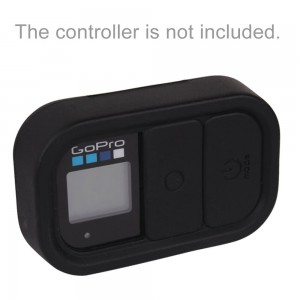 Andoer Silicone Protective Case Cover Housing Case for GoPro Hero 4/ 3+/ 3 WiFi Remote Controller