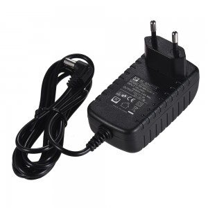 12V 1.5A AC Power Adapter for Viltrox L116T L116B L132T L132B VL-162T LED Video Lights 100-240V Wide Voltage