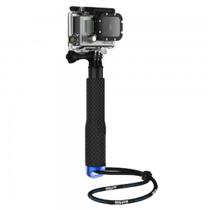 Andoer Telescoping Extendable Monopod Handheld Grip with Tripod Mount for GoPro Hero 1 2 3 3+ 4