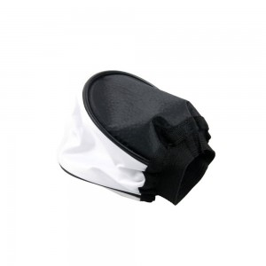 Portable Universal Cloth Soft Flash Bounce Diffuser Softbox for Canon Nikon Sony Pentax Olympus Contax