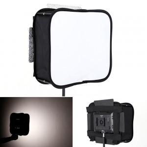 SB300 Foldable Studio Softbox Diffuser for YONGNUO YN300 YN300II YN300III YN300 Air LED Video Light & Similar Size