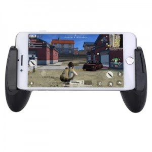 Mobile Phone Handle Game Controller Gamepad Shoot Aim Triggers Joystick